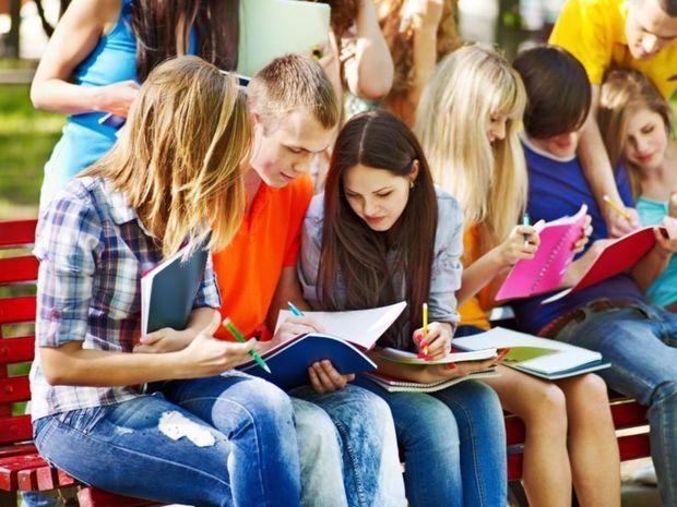 učebnica, študenti, učenie, škola, univerzita