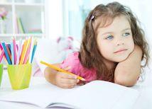 dieťa, škola, učenie