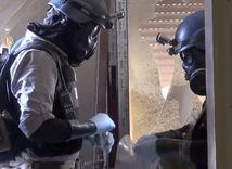 Sýria, chemický útok, OSN