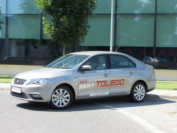 test seat toledo 1 2 tsi panielsky rapid je lacnej. Black Bedroom Furniture Sets. Home Design Ideas
