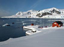 antarktída, ľad, ľadovce