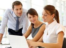 práca, šéf, kolektív, pracovný tím