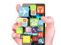 mobilné aplikácie, smartfón, Google Play, telefón