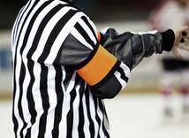 Hokej, rozhodca, rozhodcovia, faul