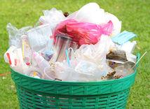 igelitka, plastová taška, smeti, recyklácia, ekológia