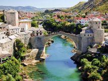 Chorvátsko, Mostar, mostar