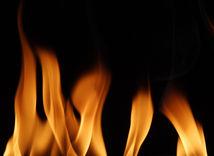 oheň, kozub, kachle, plameň