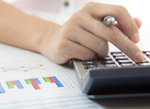 dane, daň, kalkulačka, graf, ekonomika, licencia