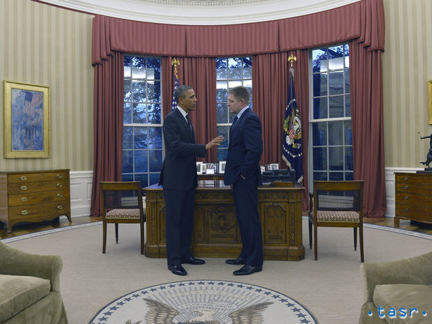 Barack Obama - Robert Fico