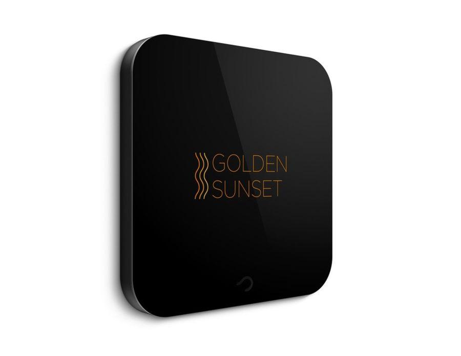 Inteligentný ovládač Goldee má množstvo senzorov, ktoré zachytia pohyby členov domácnosti a dokážu na ne náležite reagovať.