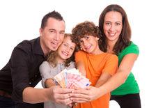 rodina, peniaze, dávky, prídavky