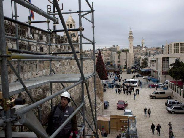 Betlehem, Bazilika Narodenia Pána