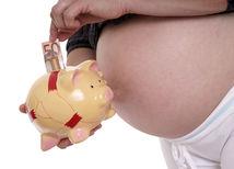 materské, materská, rodičovský, sporenie, peniaze, dieťa, rodina