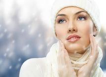 pleť - pokožka v zime - hydratácia - dokonalá pleť