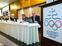 Slovenský olympijský výbor, SOV