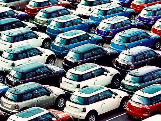 Predaj áut - 2013