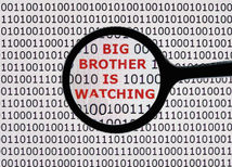 Edward Snowden, Big Brother, Veľký brat, NSA, špehovanie, internet, sledovanie, dáta, súkromie