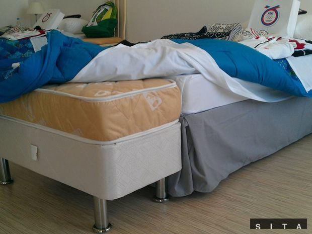 Zdeno Chára, posteľ