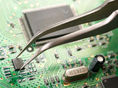 čip, počítač, procesor, výroba
