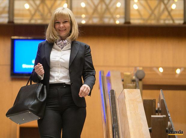 ministerka zdravotnictva, rokovanie vlady, Zuzana Zvolenská