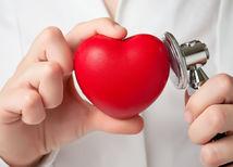 srdce, tlak, stetoskop