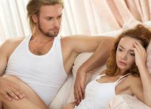 bolesť hlavy - sex - partneri - konflikt