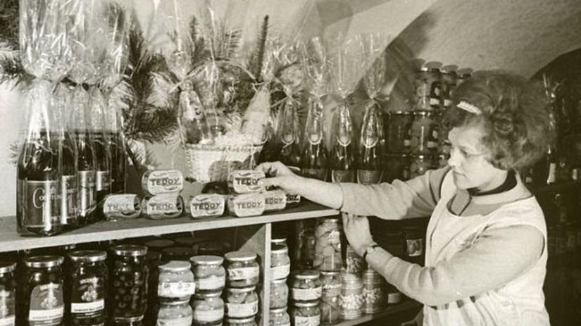 Socializmus na tanieri  Ľudí sa zmocňuje nostalgia za potravinami spred  roku 1989 - Spoločnosť - Žurnál - Pravda.sk a8658923394