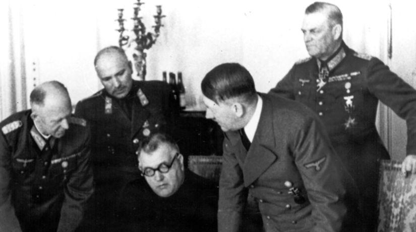Ako Hitler Dokopal Tisa K Vyhlaseniu Samostatnosti Rozhovory