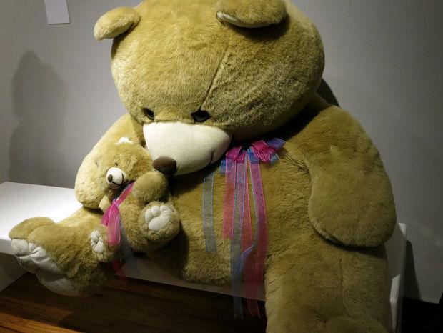 Múzeum rozpadnutých vzťahov - výstava