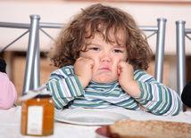 obezita, dieťa, jedlo, strava