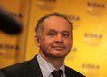 andrej kiska, volebný štáb, prezidentské voľby 2014
