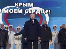 Rusko, Ukrajina, Krym, Vladimir Putin, Vladimir Konstantinov