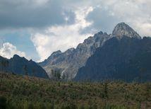 Vysoké Tatry, turistika, cestovný ruch, Lomnický štít