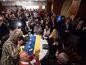 Atmosféra v centrále Andreja Kisku počas druhého kola voľby prezidenta.