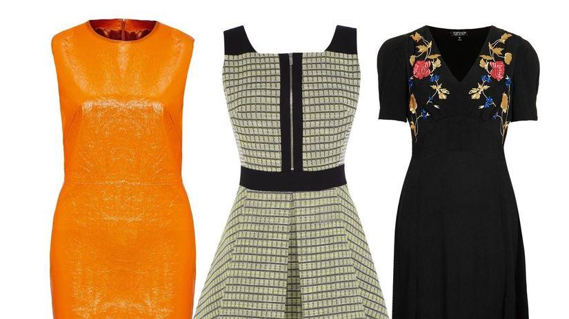 54dcc2a1aab6 Šaty naše každodenné! Vyberte si zo 48 tipov trendových modelov jari -  Krása a móda - Žena - Pravda.sk