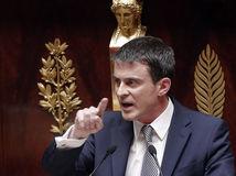 Manuel Valls, Francúzsko, parlament