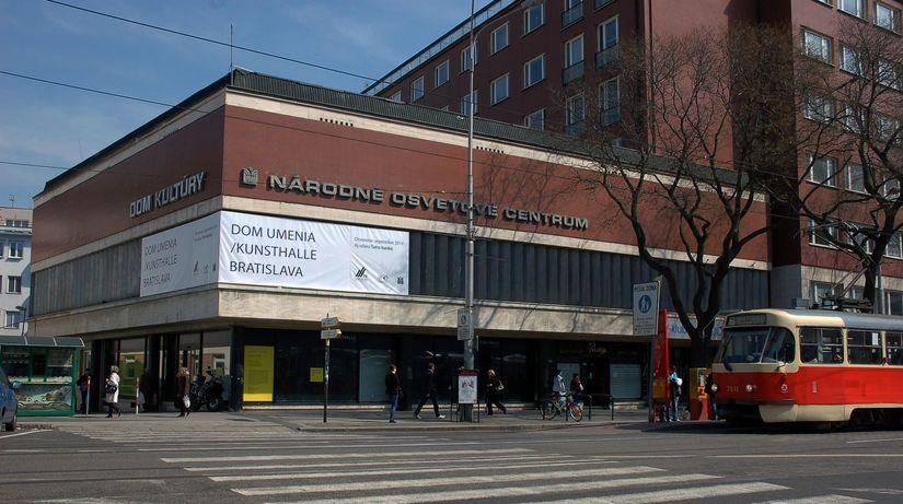 c363b36c3 Bratislavská Kunsthalle zostane na svojom mieste, prejde však pod správu Slovenskej  národnej galérie. Autor: Zuzana Godálová
