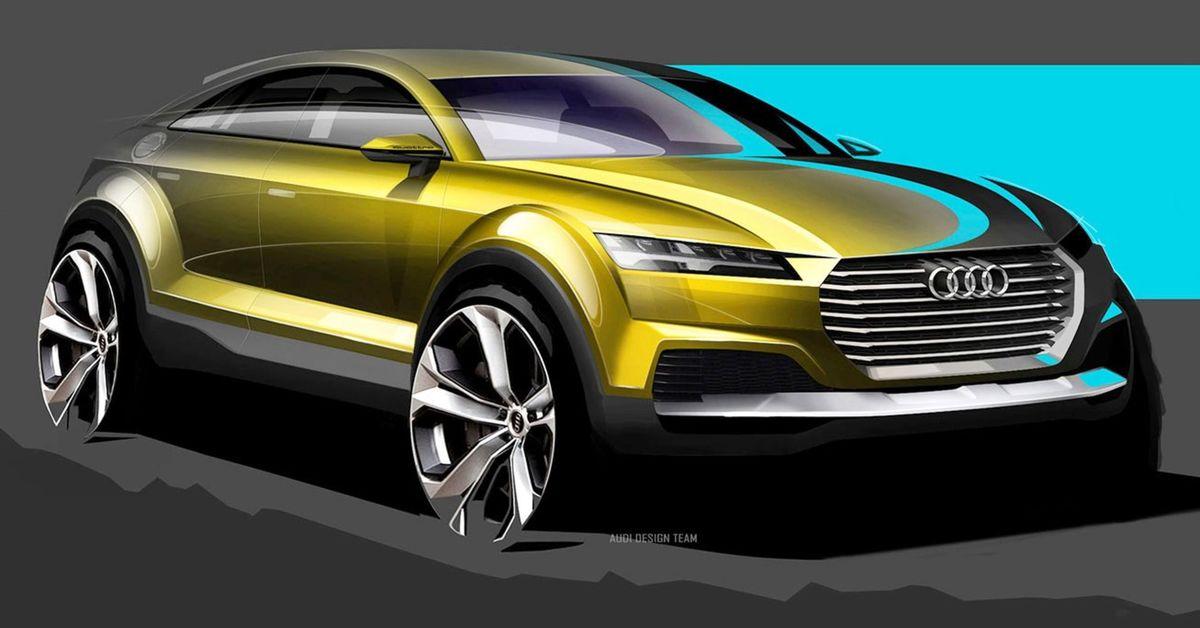 Audi Q4 bude imidžovým derivátom Audi Q3.