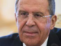 Sergej Lavrov, Rusko