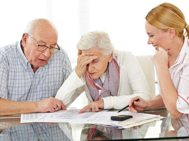 dôchodok, dôchodca, senior