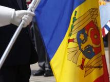 Moldavsko, vlajka
