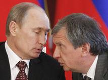 Putin, Sečin