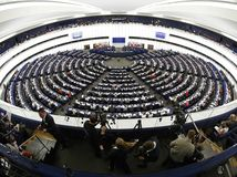 Štrasburg, EÚ, europarlament, Európsky parlament, Poslanci, Francúzsko