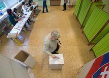 eurovoľby, urna