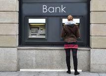 bankomat, účet