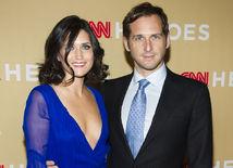 Jessica Ciencin Henriquez a jej manžel - herec Josh Lucas