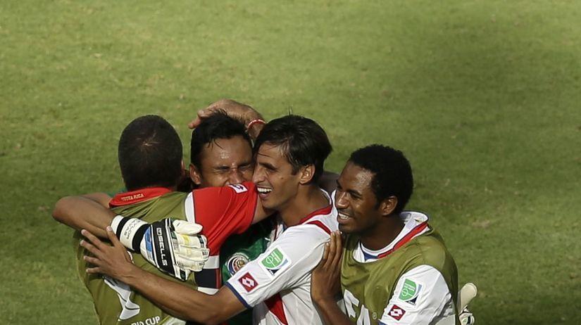 dfc3054bdd4c7 Brazílsky diár: Kostarika verzus veľmoci - MS Futbal 2014 - Majstrovstvá  sveta vo futbale 2014 v Brazílií - Šport - Pravda.sk