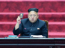 KĽDR, Kim Čong-un