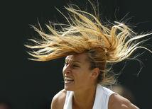 Wimbledon, Dominika Cibulková