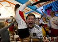 Nemecko, fanúšikovia, radosť